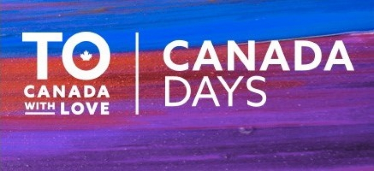Canada Day 2018 in Toronto