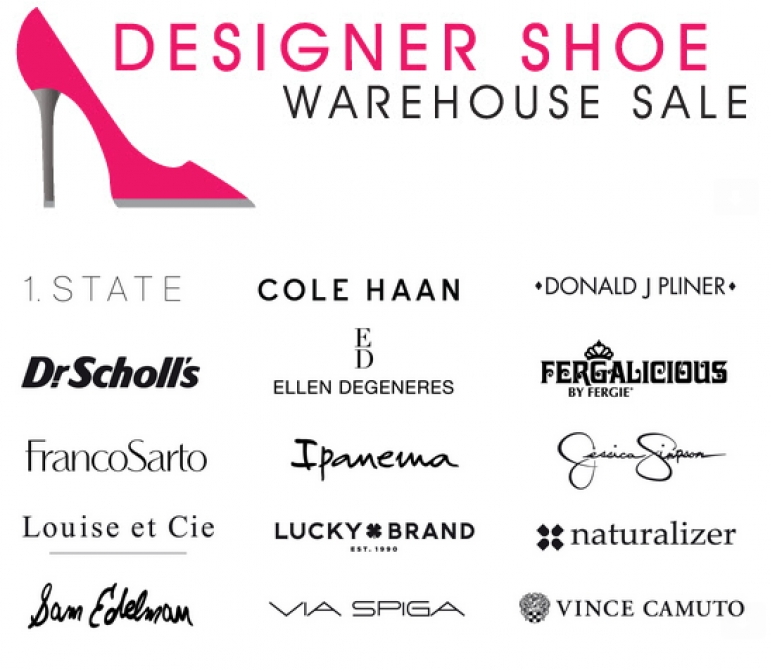 The Designer Shoe Sale and TSC 2017
