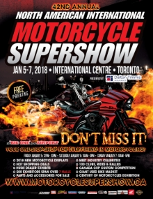 42nd Annual International Motorcycle Supershow