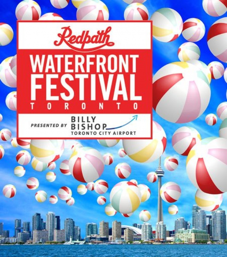 Redpath Waterfront Festival 2018