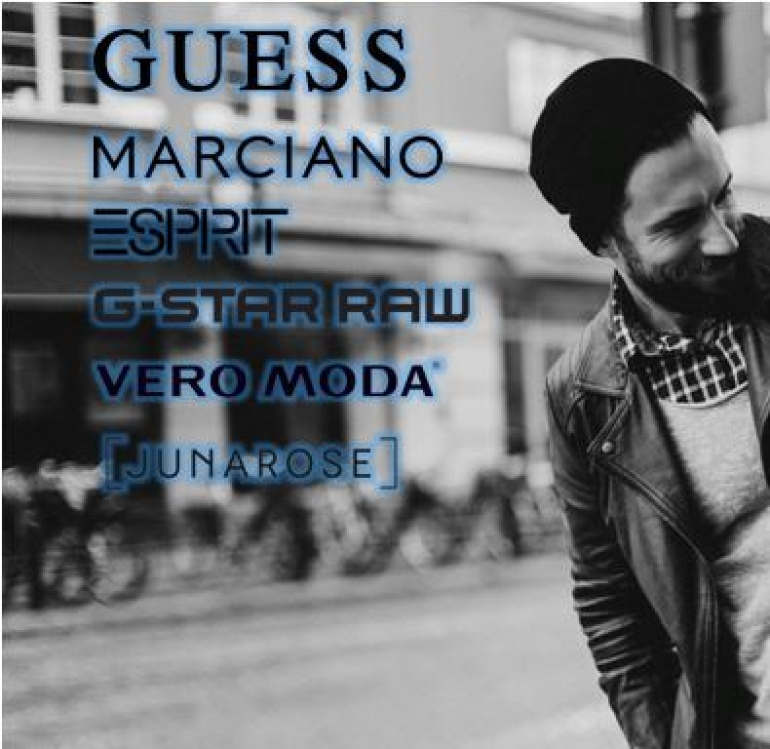 Guess Warehouse Sale Montreal Fall 2016