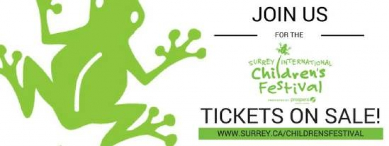Surrey International Children's Festival 2017