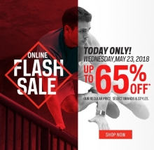 Sport Chek Canada Flash Sale: Save Up to 65% Off