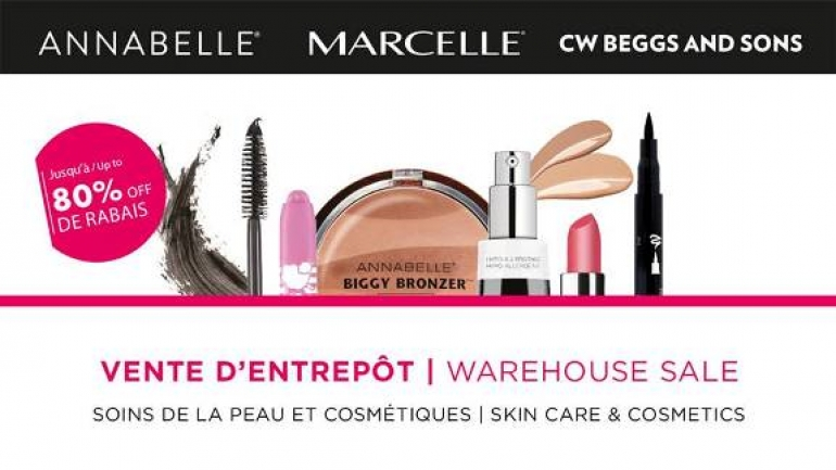 Marcelle Annabelle Warehouse Sale Spring 2018