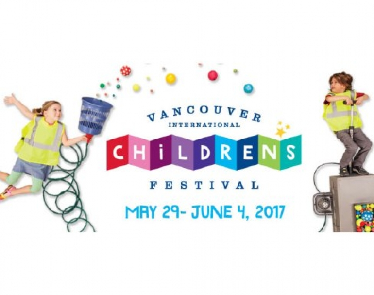 Vancouver International Children's Festival 2017