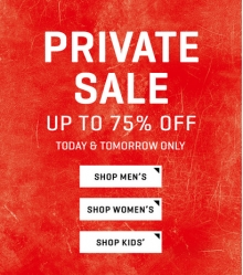 Puma Canada private Sale 2018