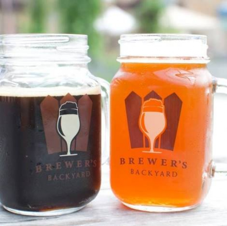 Brewer's Backyard: Bock to School 2017