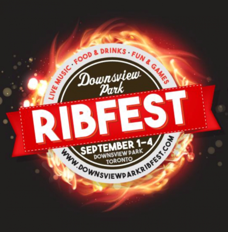 Downsview Park Ribfest is back for 2017