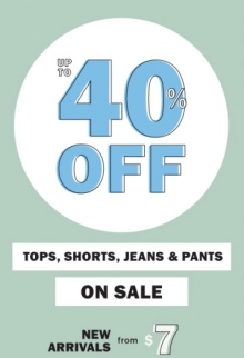 Old Navy Canada Deals April 2018