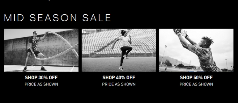 Adidas Canada Mid Season Sale Oct 2018