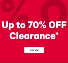 Joe Fresh Clearance Sale Jan 2018