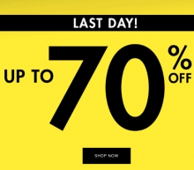 La Senza Canada Sale: Up to 70% OFF Clearance