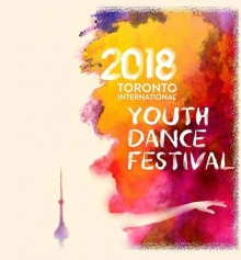 Toronto International Youth Dance Festival 2018