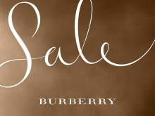 Burberry Sale Fall 2018