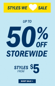 Old Navy Canada Deals Jan 2018