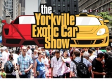 Yorkville Exotic Car Show 2018