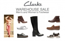 Clarks Warehouse Sale Oct 2018