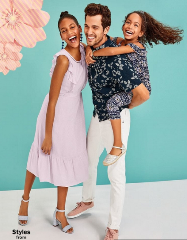 Old Navy, Banana Republic & Gap Family Event March 2018