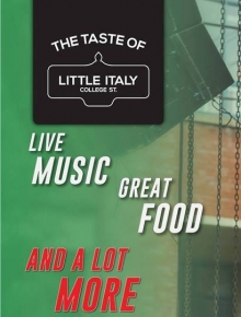The Taste of Little Italy 2018