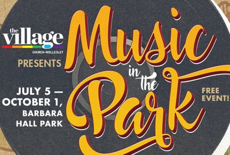 Music in the Park 2017